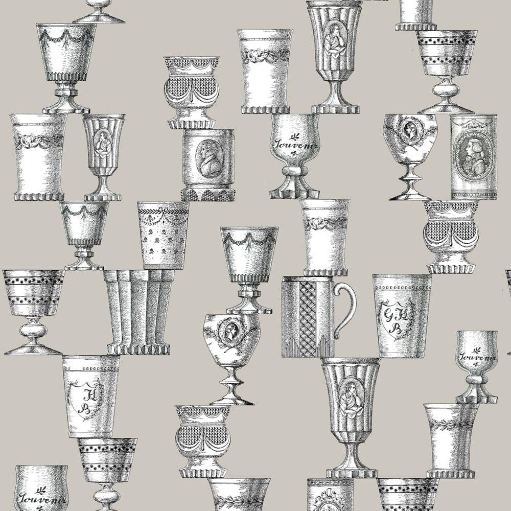 Fornasetti Boemia Wallpaper Occa Home UK 1000x1000