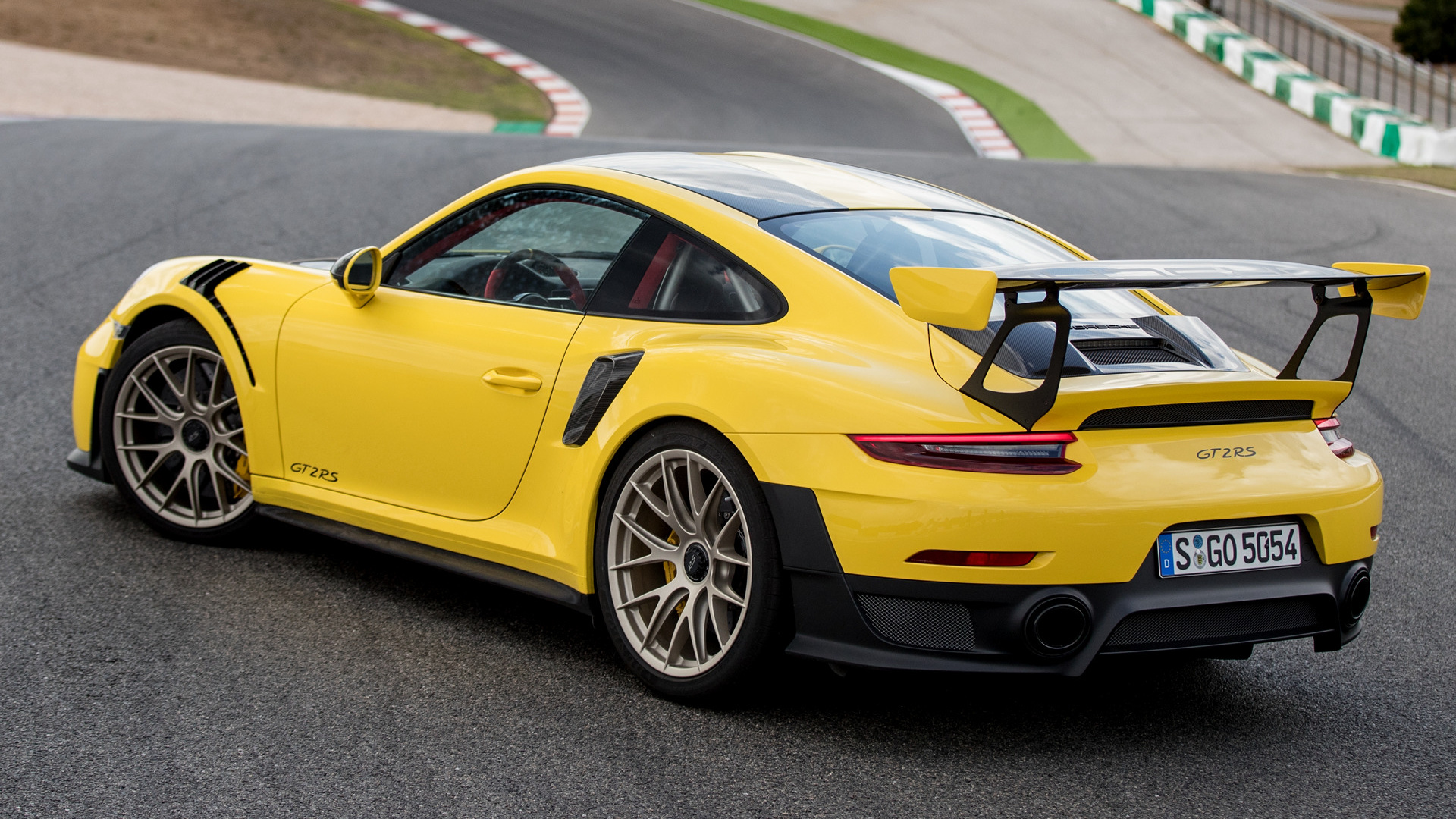Free Download 2017 Porsche 911 Gt2 Rs Hd Wallpaper Background