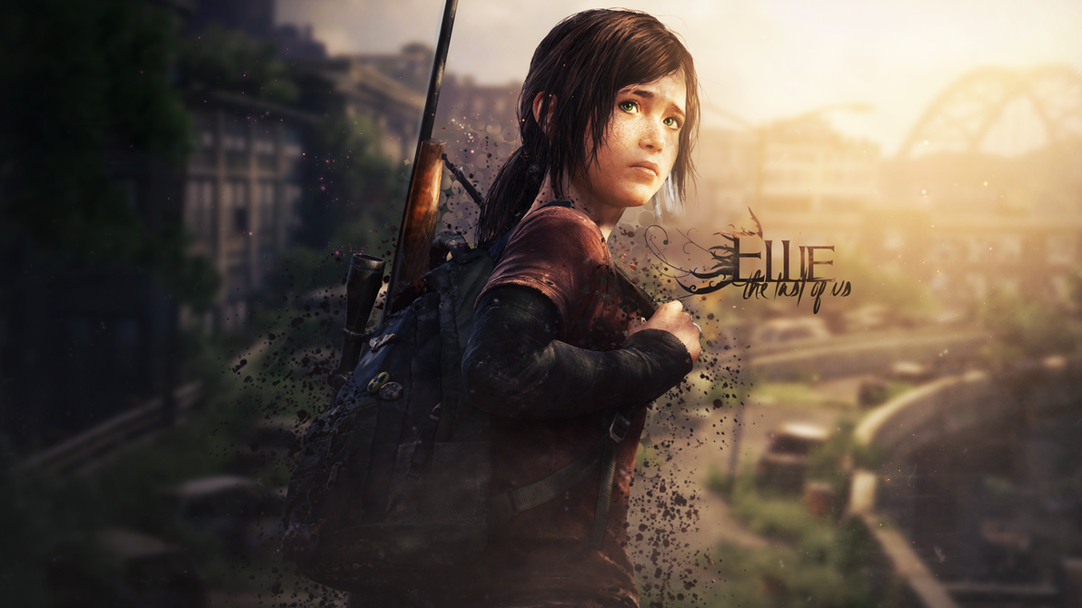 Free Download The Last Of Us Ellie Wallpaper By Soardesigns