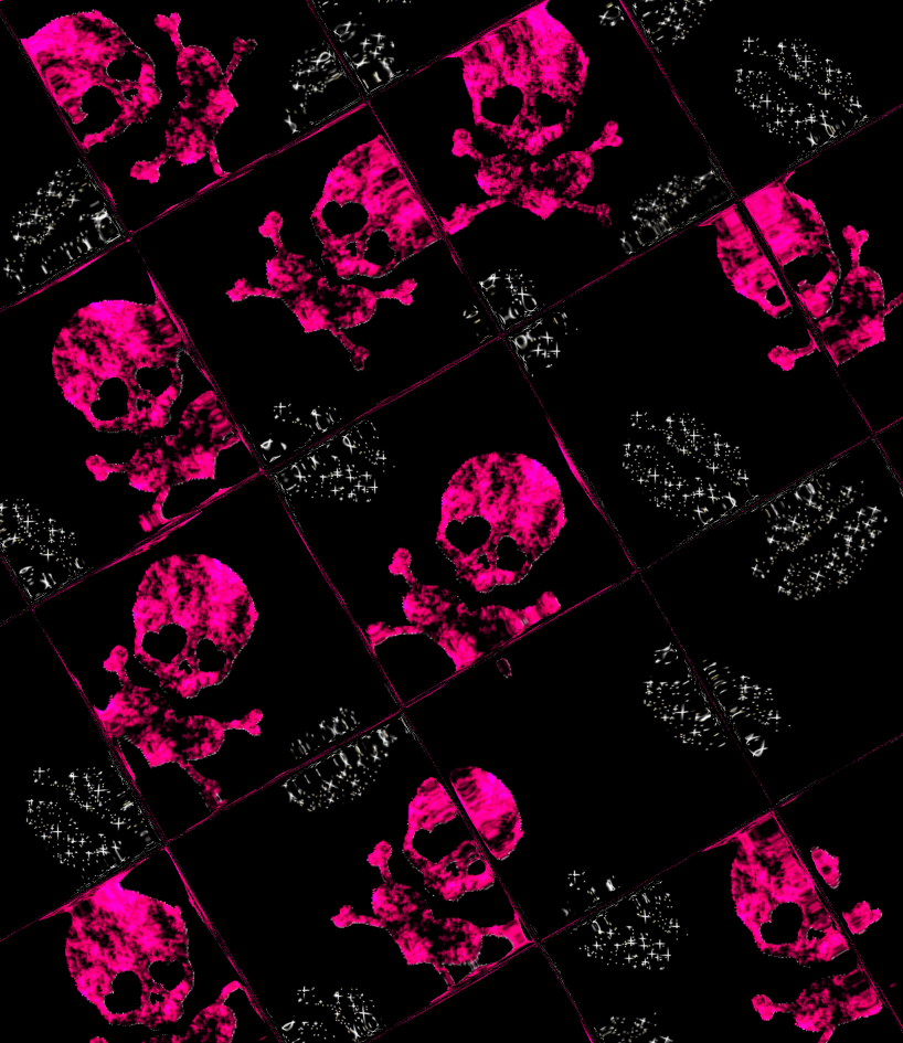 Free Download Barbaraaldrettedeviantartcomartpink Skull