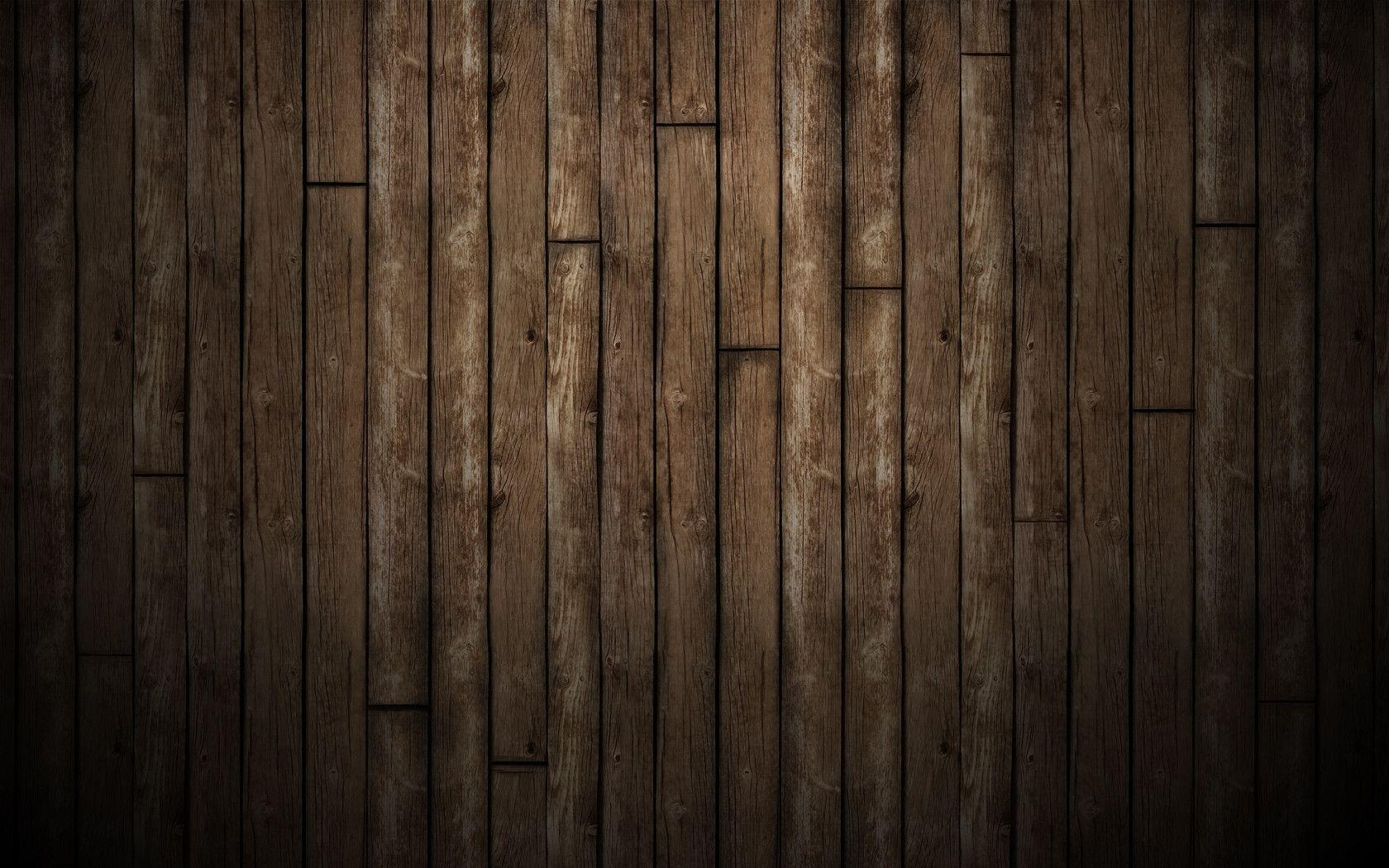 HD Wood Backgrounds 1680x1050