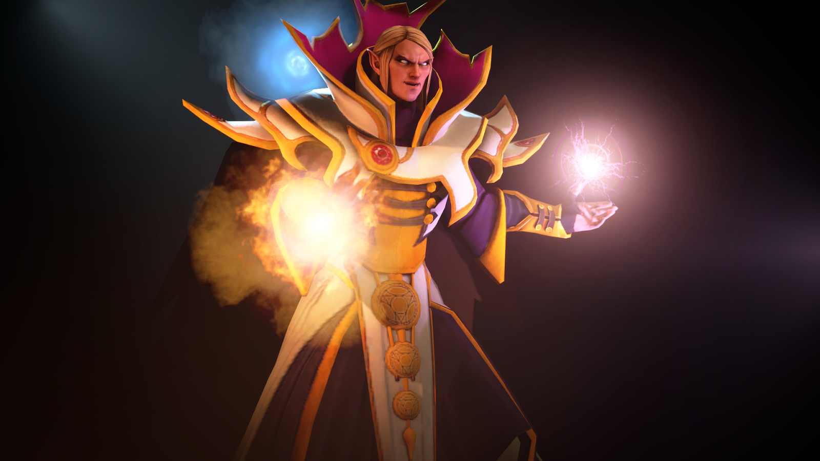 Dota 2 Wallpapers Dota 2 Wallpaper   Invoker by DotTheWorld 1920x1080 1600x900