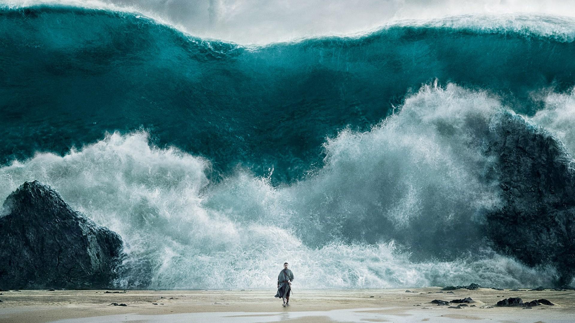 Exodus Gods And Kings Movie Sea Scene HD Wallpaper ...