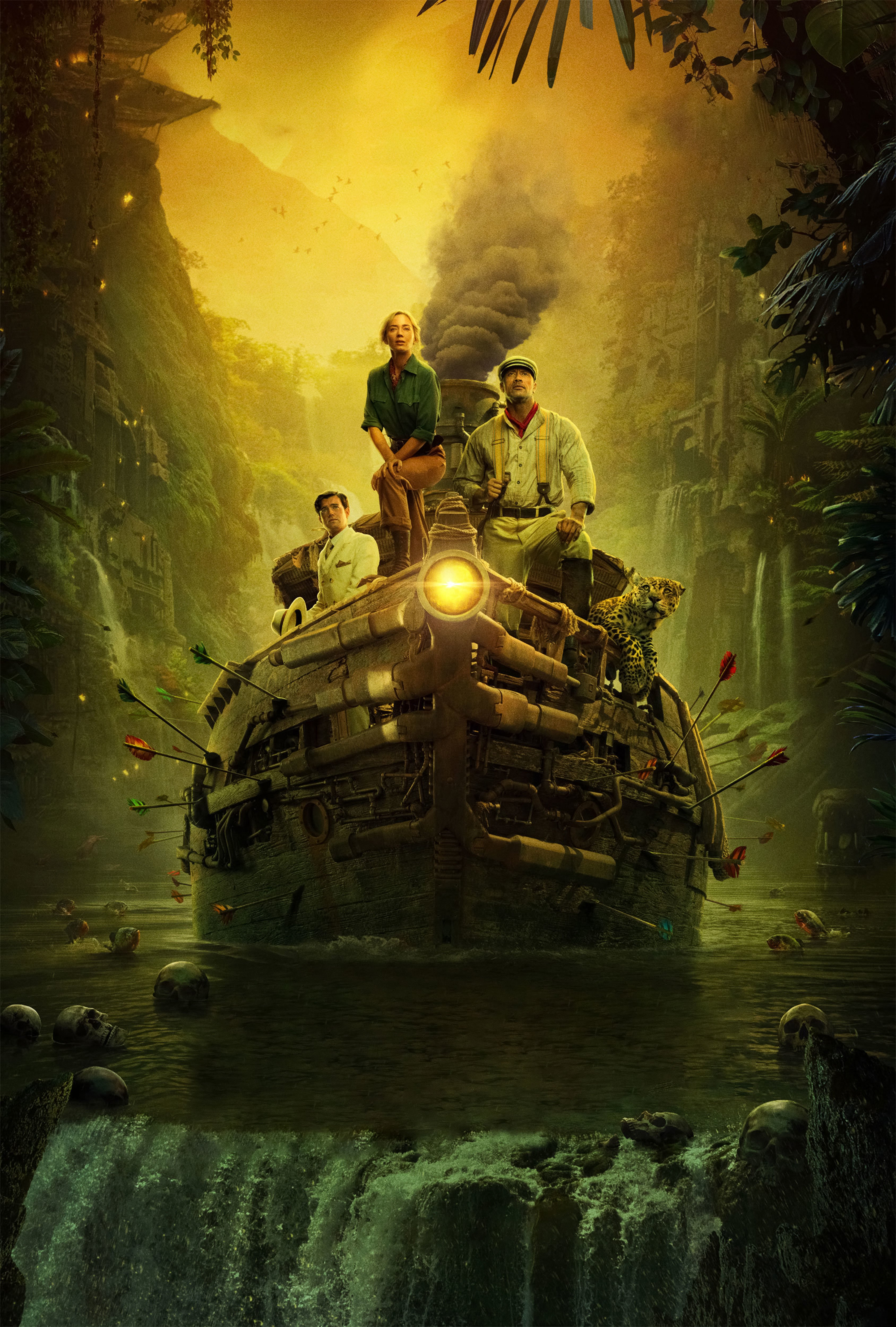 Jungle Cruise 2020 Movie Wallpaper HD Movies 4K Wallpapers 3376x5000