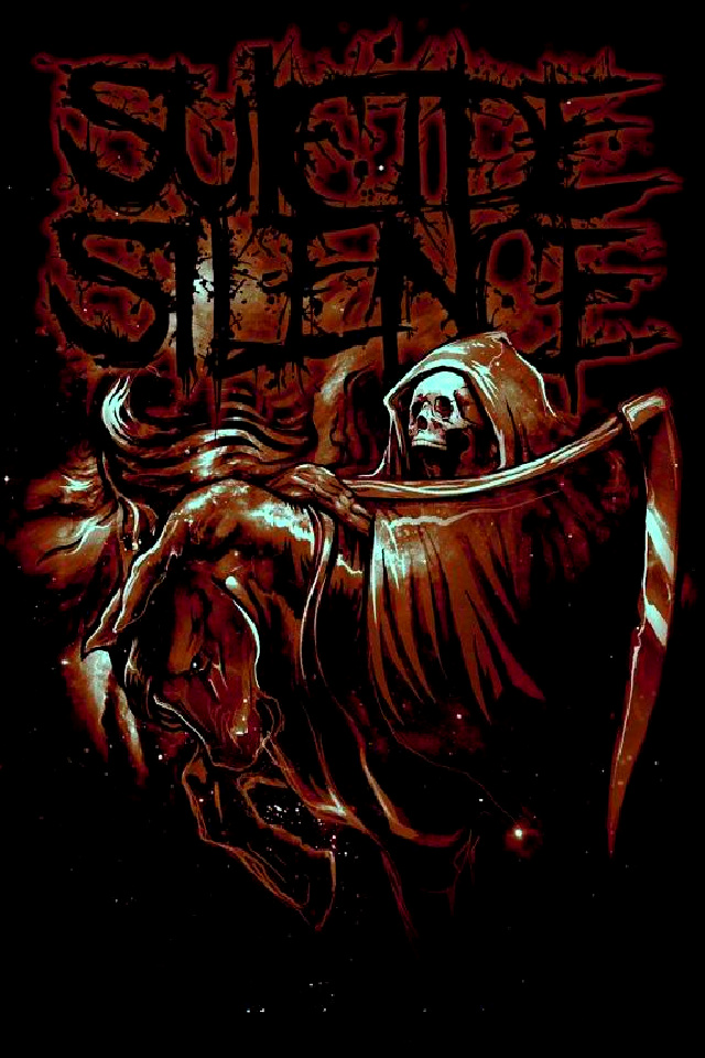 pin wallpapers suicide silence - photo #35