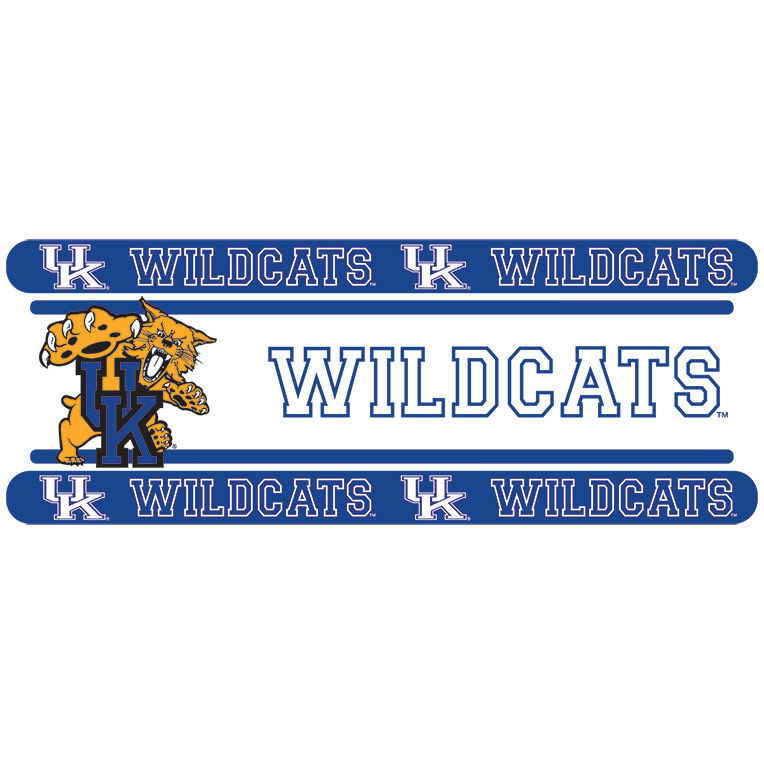 Kentucky Wildcats UK Wall Border 3 Rolls   Totals 45 Ft 764x764