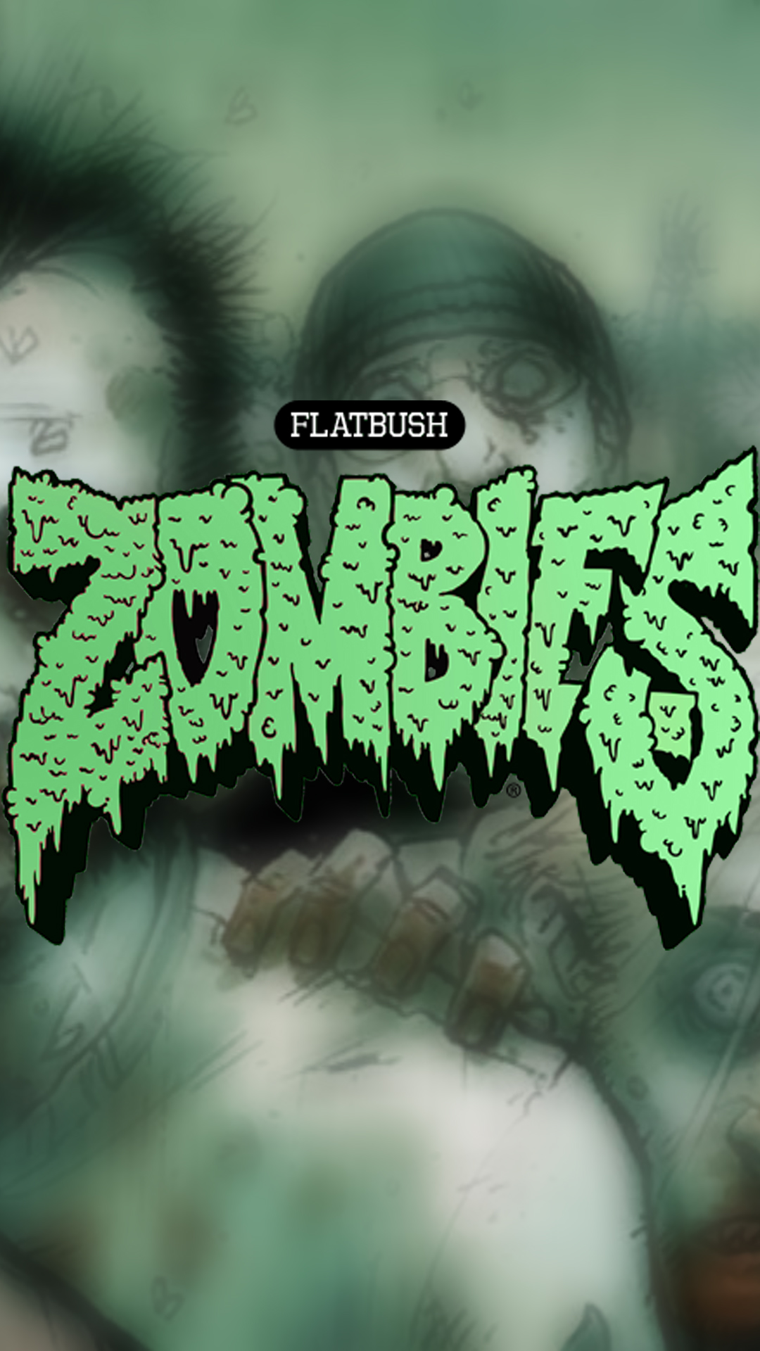 flatbush zombies wallpaper wallpapersafari