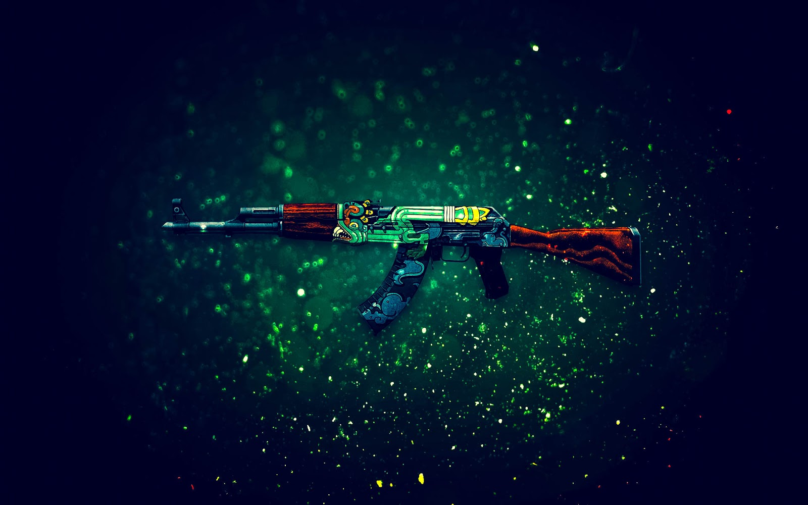 101 CSGO HD Wallpapers Cool Gaming Backgrounds 1600x1000