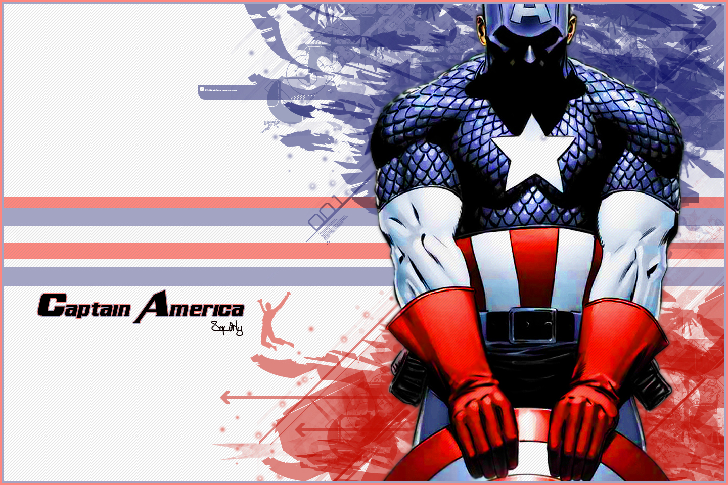 captain america Wallpaper Background 18823 1440x960