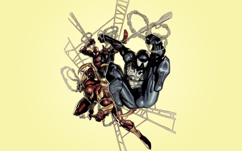 marvel comics wallpaper spider - photo #40
