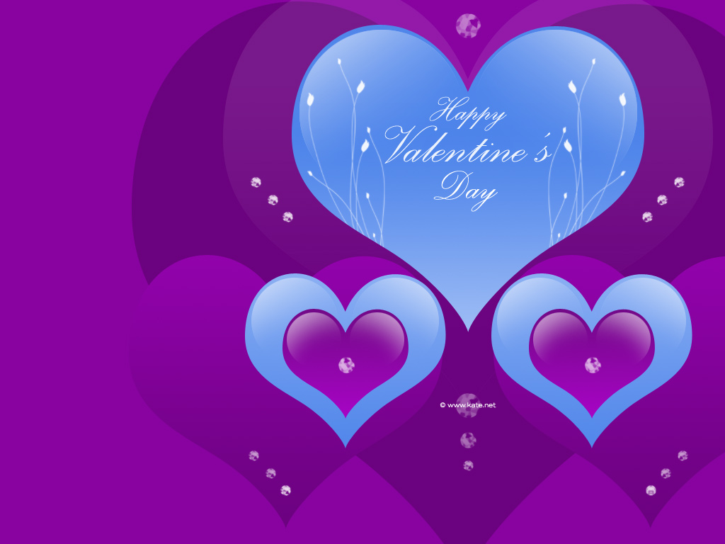 Valentine Hearts Wallpapers   5366 1024x768