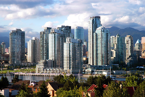 Vancouver Skyline Flickr   Photo Sharing 500x333