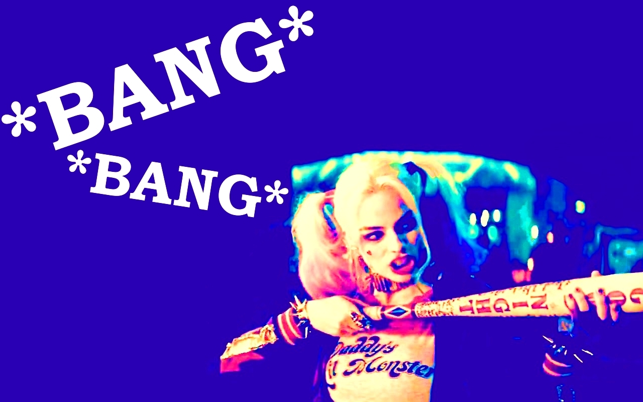Harley Quinn   Suicide Squad Wallpaper 38740280 1280x800