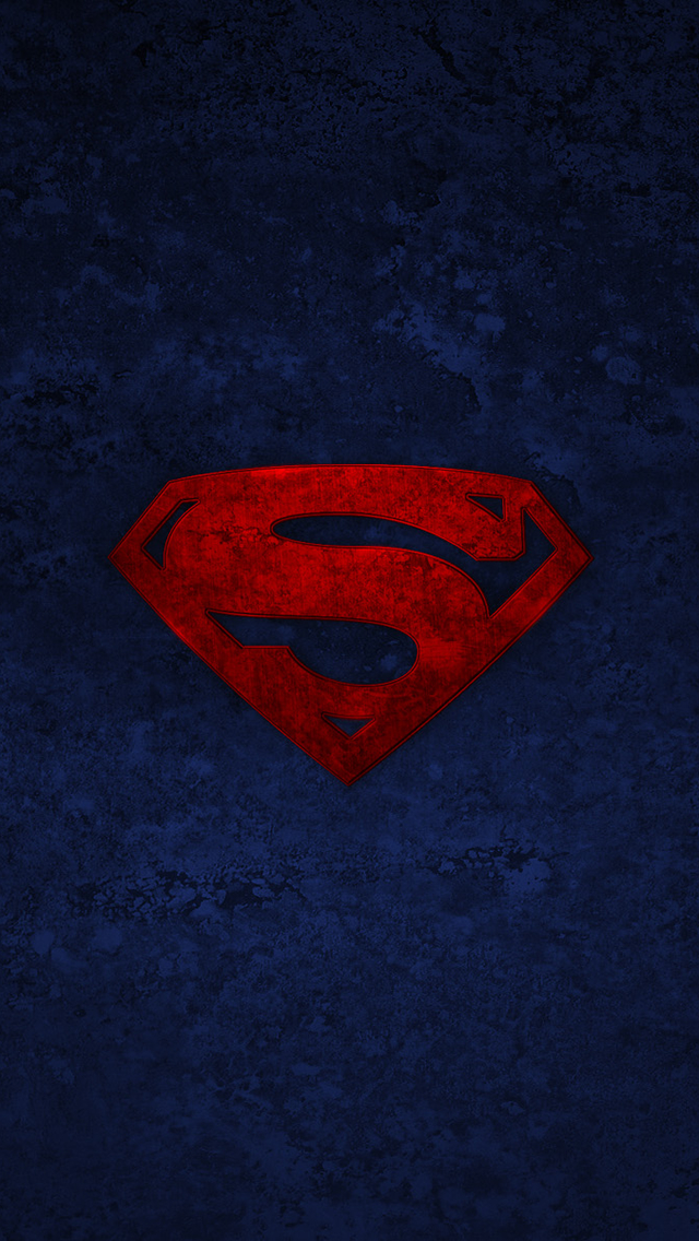 women over 60 with thick hair superman logo wallpaper for mobile 640x1136