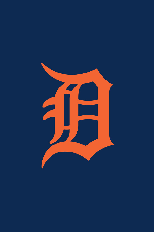 Detroit Tigers Iphone Wallpapers Iphone Themes iPhone Wallpaper 640x960