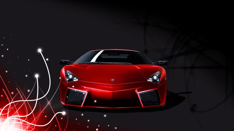 Red Lamborghini Wallpaper by RicoRazer93 900x506
