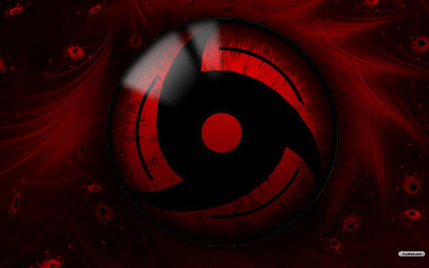 Sharingan Eye Wallpapers 1680x1050