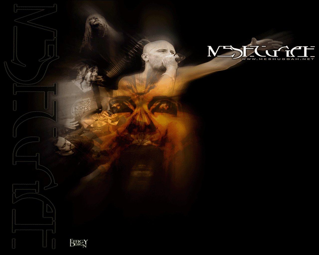 Meshuggahnet Wallpaper by Bloodwork  on deviantART 1280x1024