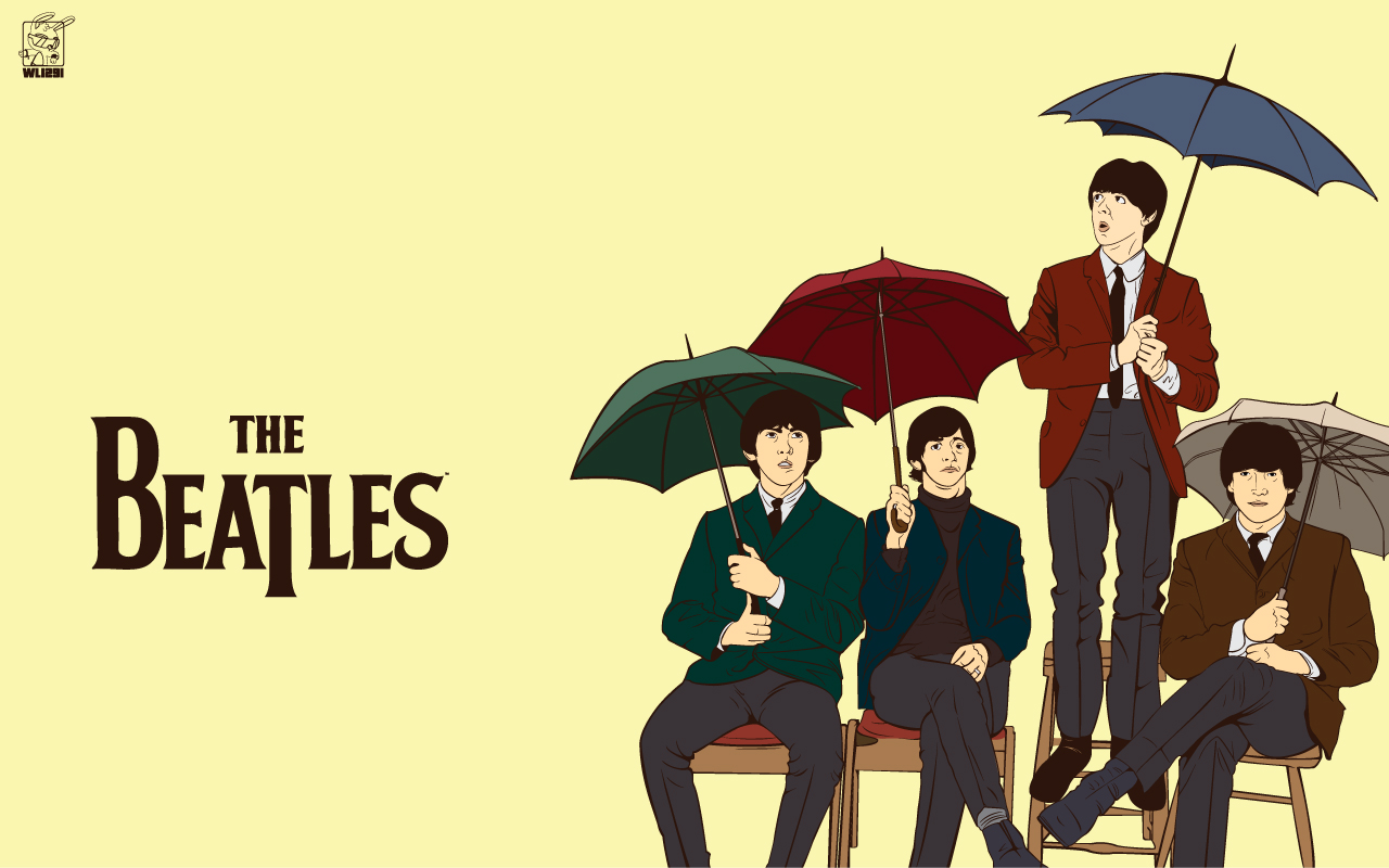 The Beatles Wallpaper Android