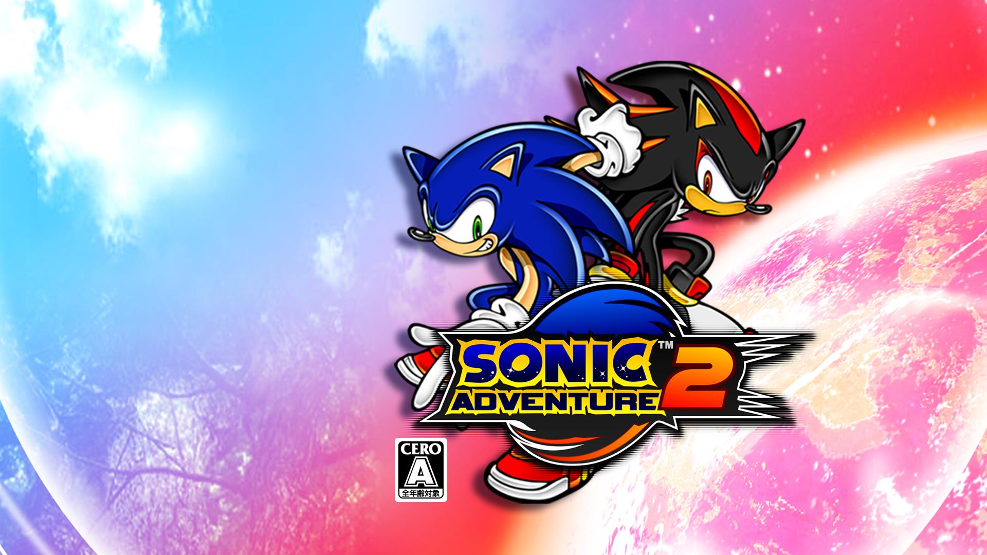 Sonic Adventure 2 Wallpaper Wallpapersafari