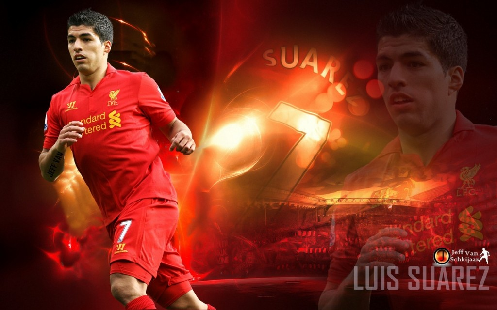 Football Luis Suarez HD And HQ Wallpapers 2013 1024x640