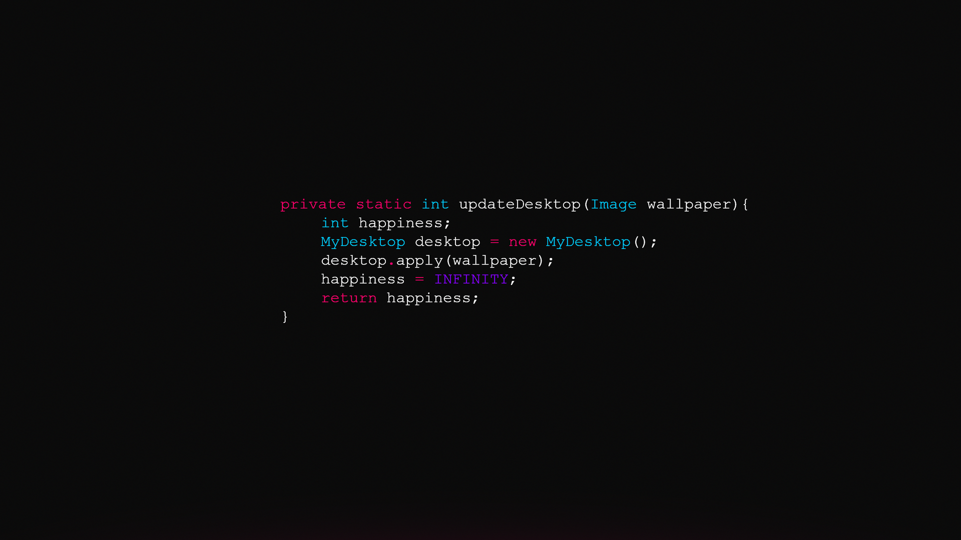 any of these code wallpaper simply click on the background below 1920x1080