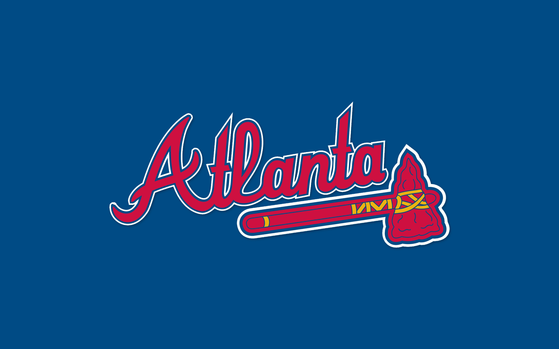 atlanta braves desktop wallpaper 1920x1200