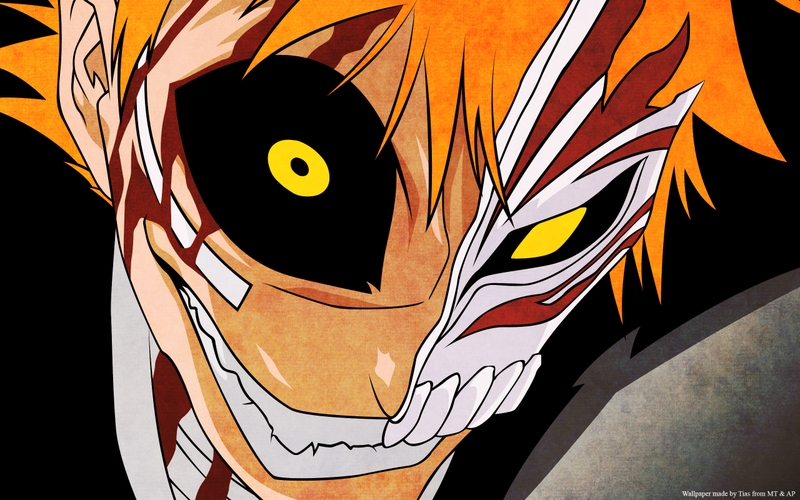 Bleach Kurosaki Ichigo Hollow 2560x1600 Wallpaper Anime 800x500