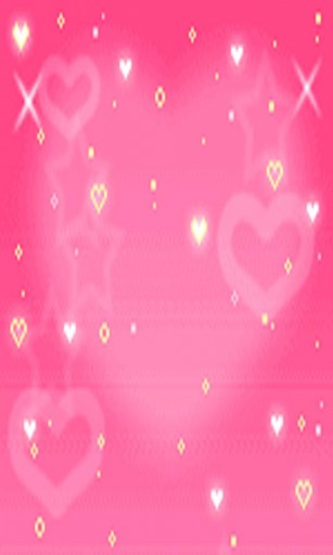 View bigger   Falling Hearts Live Wallpaper for Android screenshot 307x512