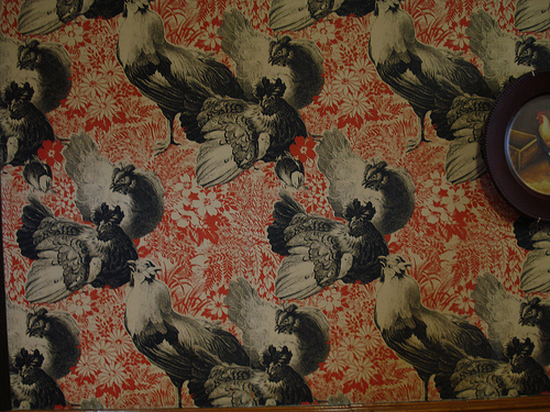 Red Rooster wallpaper Flickr   Photo Sharing 500x375
