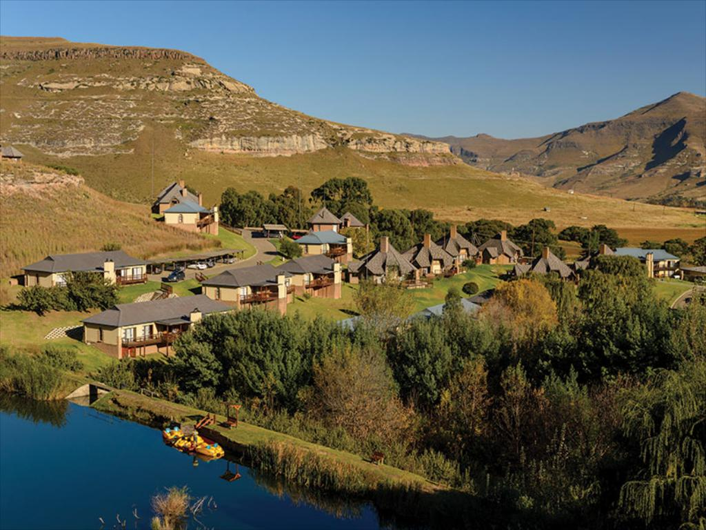 Kiara Lodge Kiara Lodge Shareblock Limited Resort Clarens 1024x768