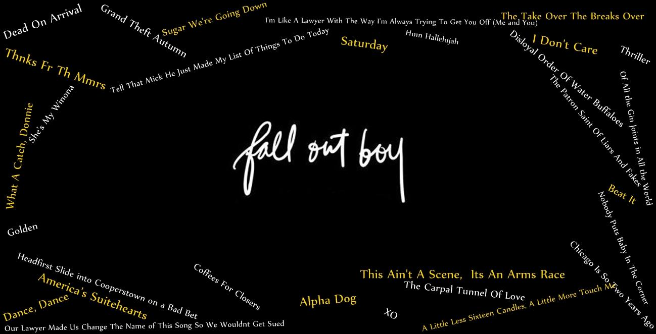fall out boy i don t care free download