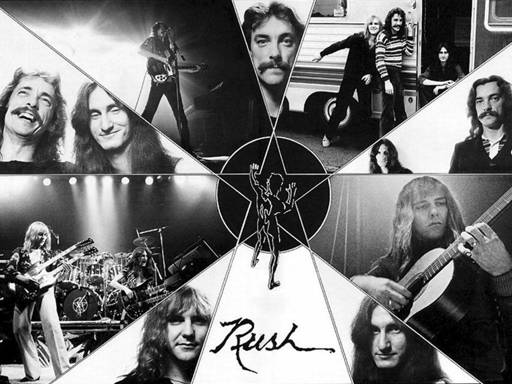Rush Band Wallpapers 1024x768