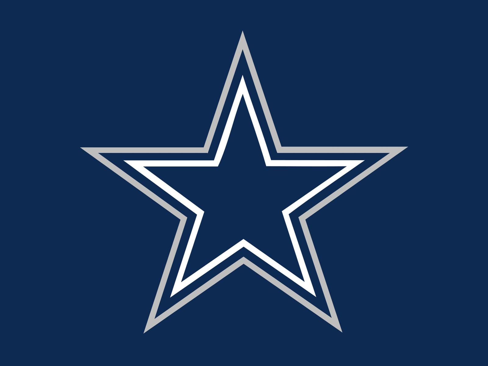 desktopnfldallas cowboysnfl dallas cowboys blue star logo 1600x1200 1600x1200