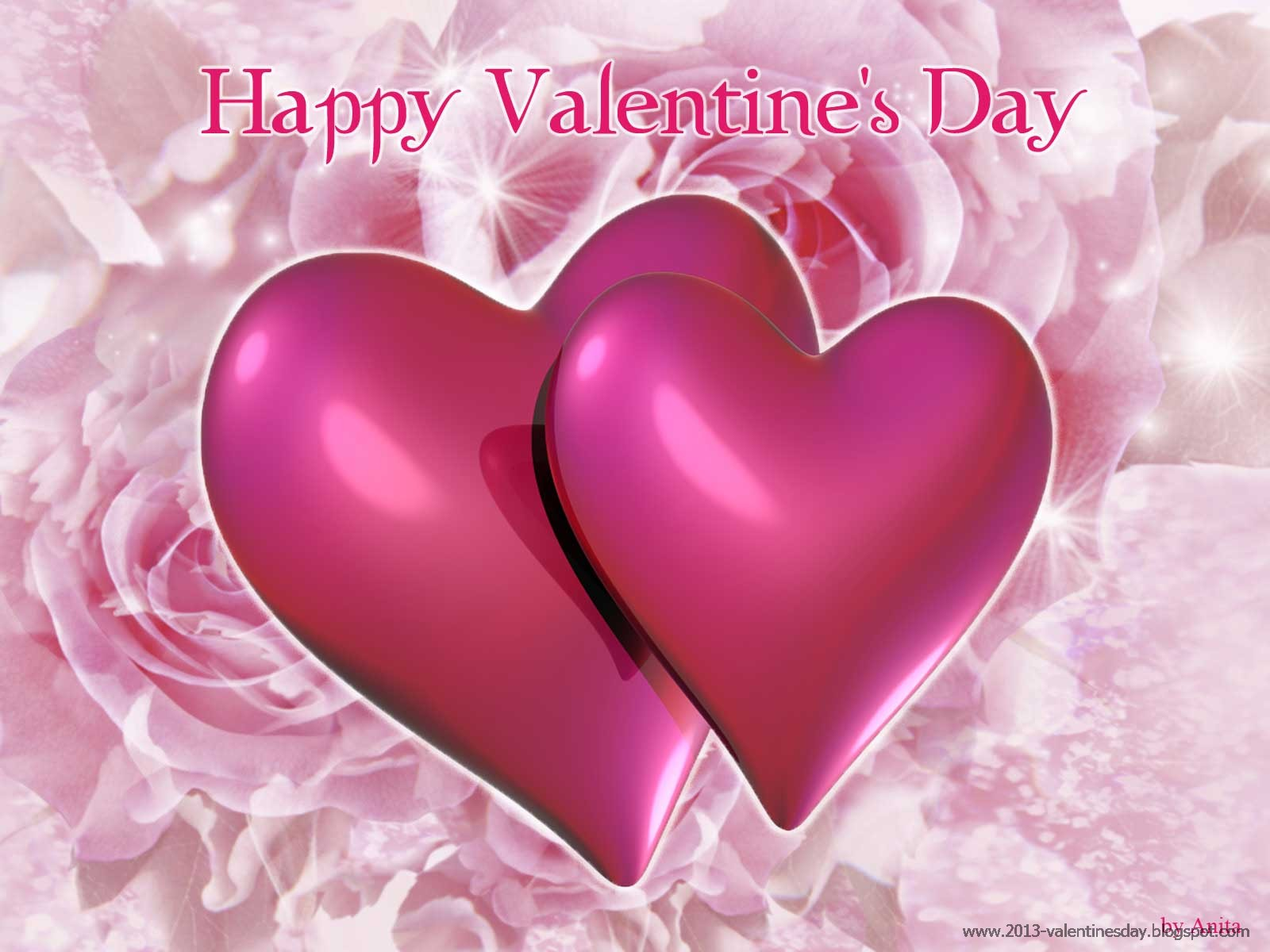 Happy Valentines day Heart HD wallpapers 2016 1600x1200