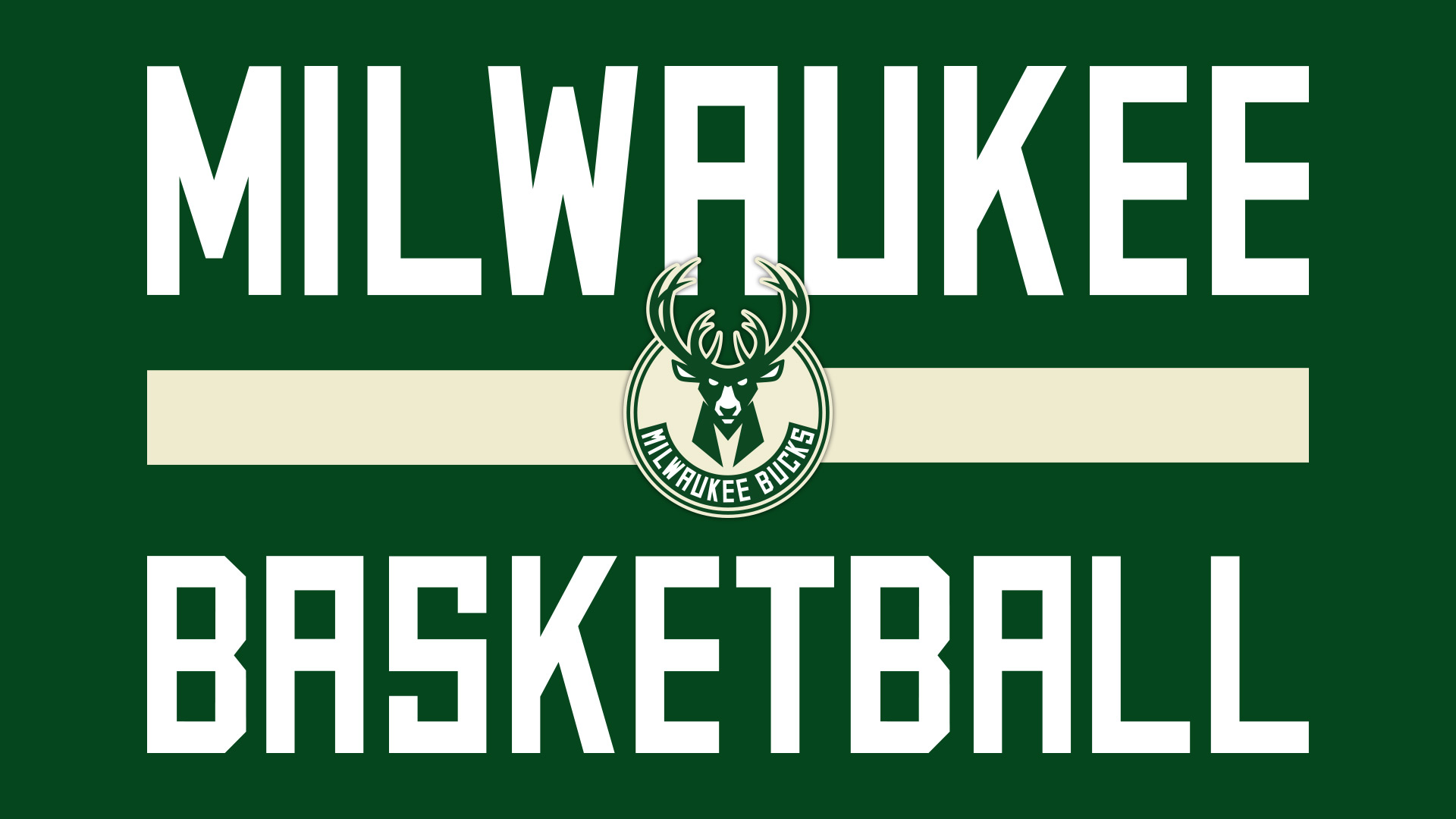 Bucks Backgrounds and Wallpapers Milwaukee Bucks 1920x1080