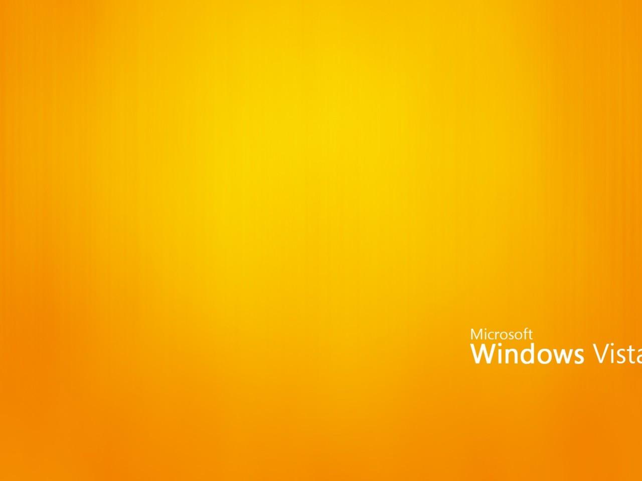Download orange windows vista wallpaper HD wallpaper 1280x960