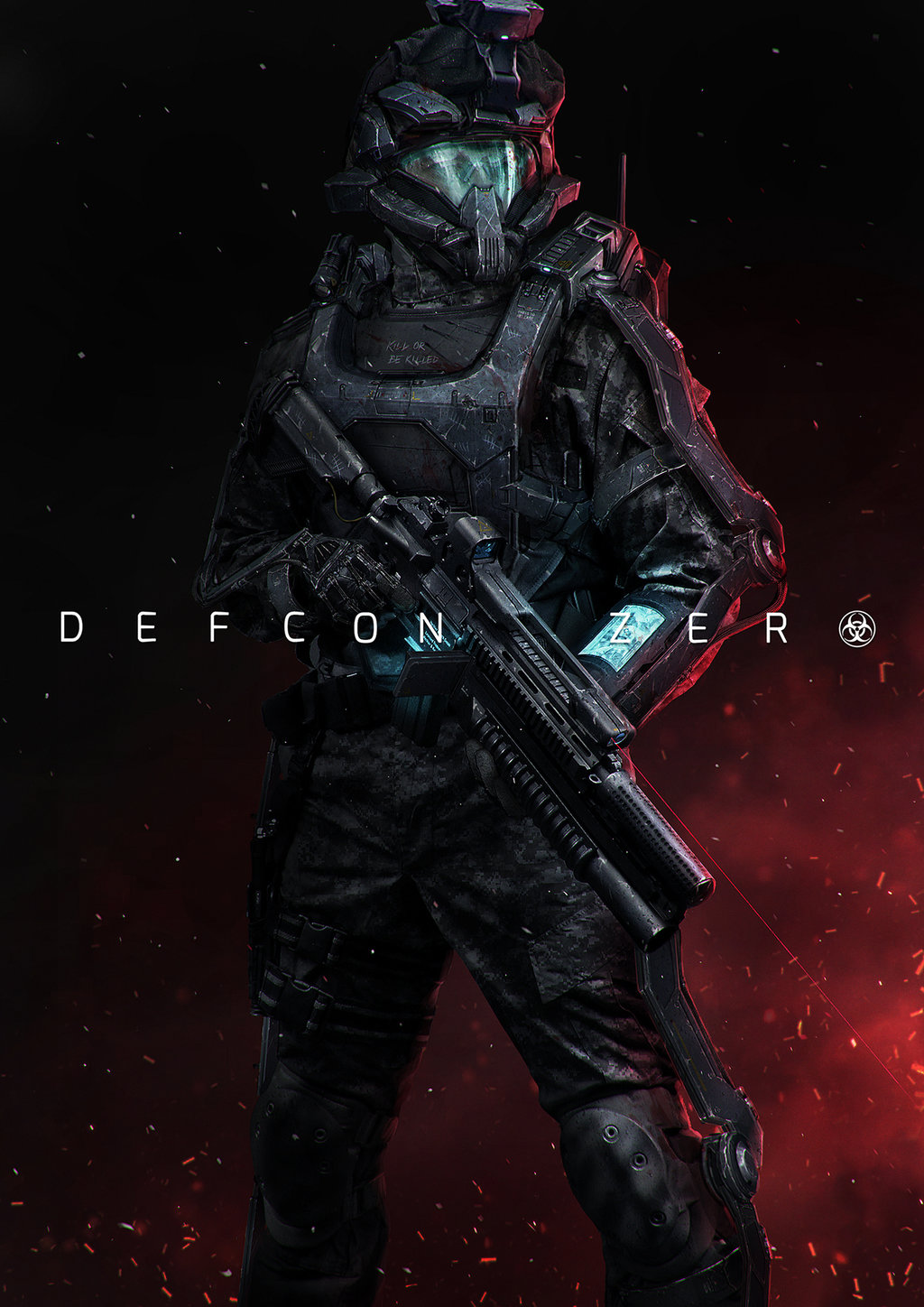 DEFCON 0   LT MILLER by johnsonting 1024x1448