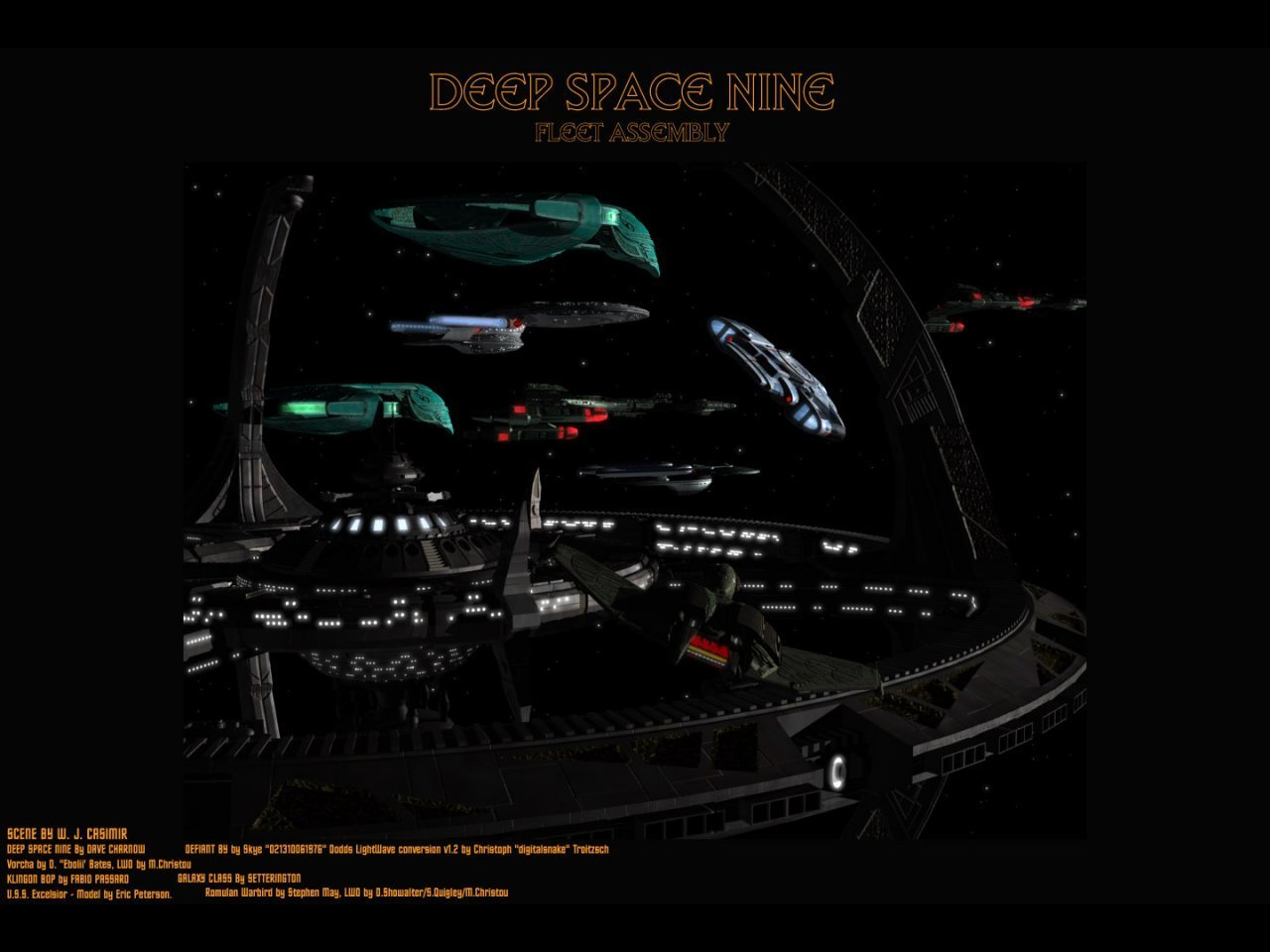 Deep Space 9   Star Trek Deep Space Nine Wallpaper 3984273 1280x960