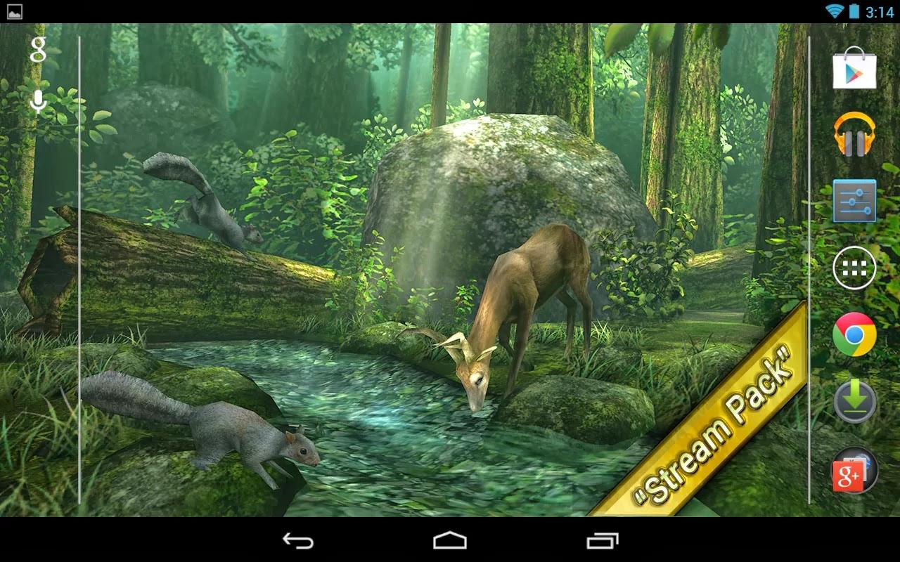 Forest HD Live Wallpaper v14 Apk Download Android Apk Download 1280x800