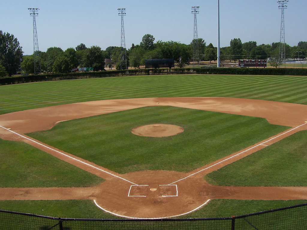 Baseball Field Background   HD Wallpapers 1024x768