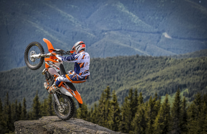 KTM unleashes its 2015 EXC Enduro model range Dirt Bike Rider 700x452