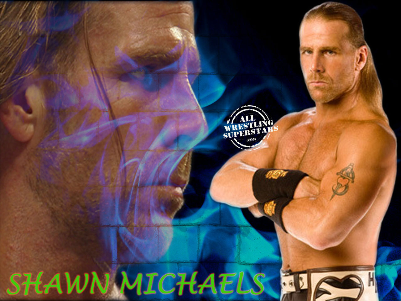 Shawn Michael Wallpapers WWE Superstars   Page 3 1280x960