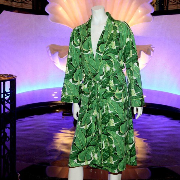 Brazilliance Shawl Collar Robe from The Greenbrier Online Store 600x600
