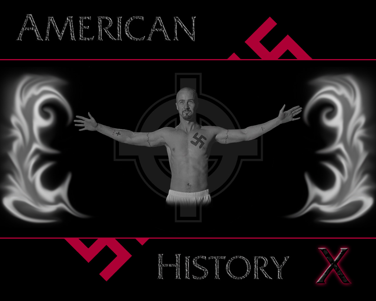 Fonds dcran du film American history X   Wallpapers Cinma 1280x1024