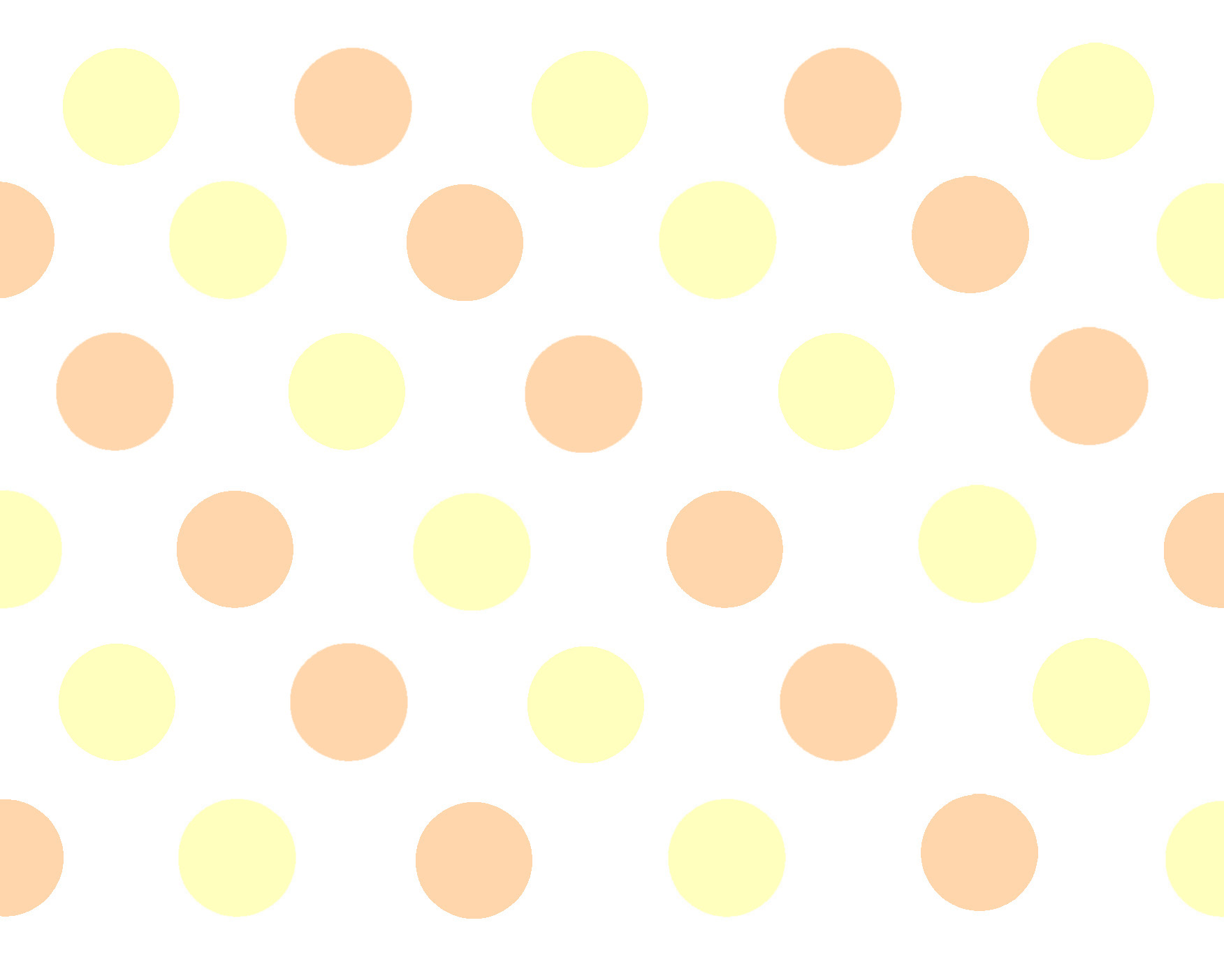 watercolor yellow polka dot background pattern with yellow polka