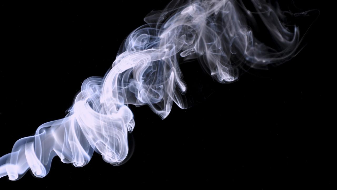 Description download Tobacco smoke wallpaperdesktop background 1280x720