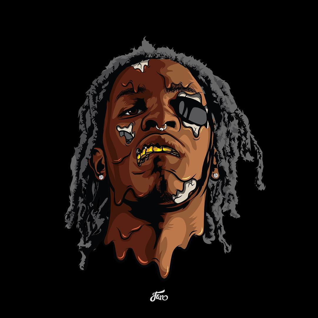 Young Thug Ft Chief Keef Warrior Remix 1080x1080