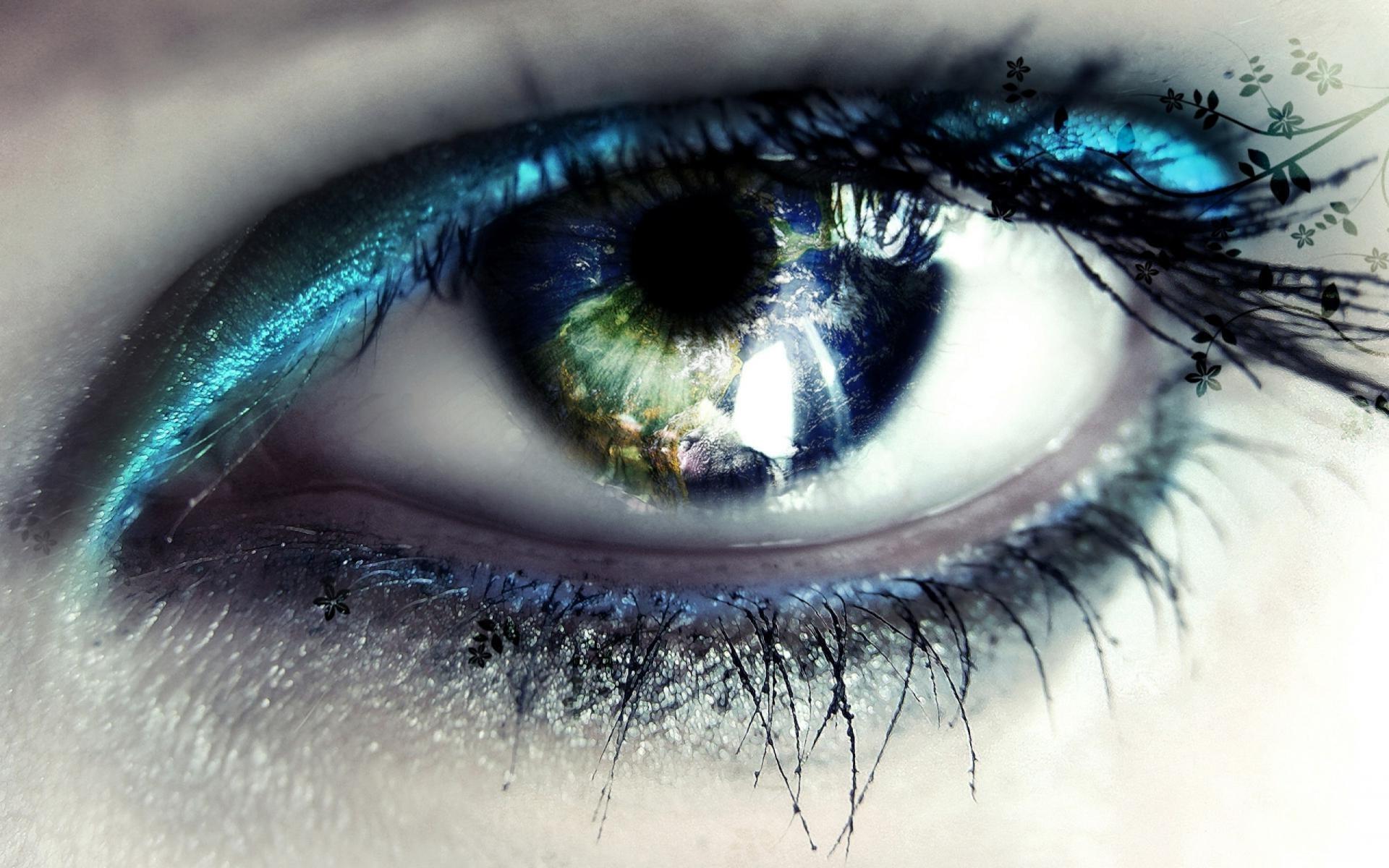 Mystical eye wallpaper 2701 1920x1200