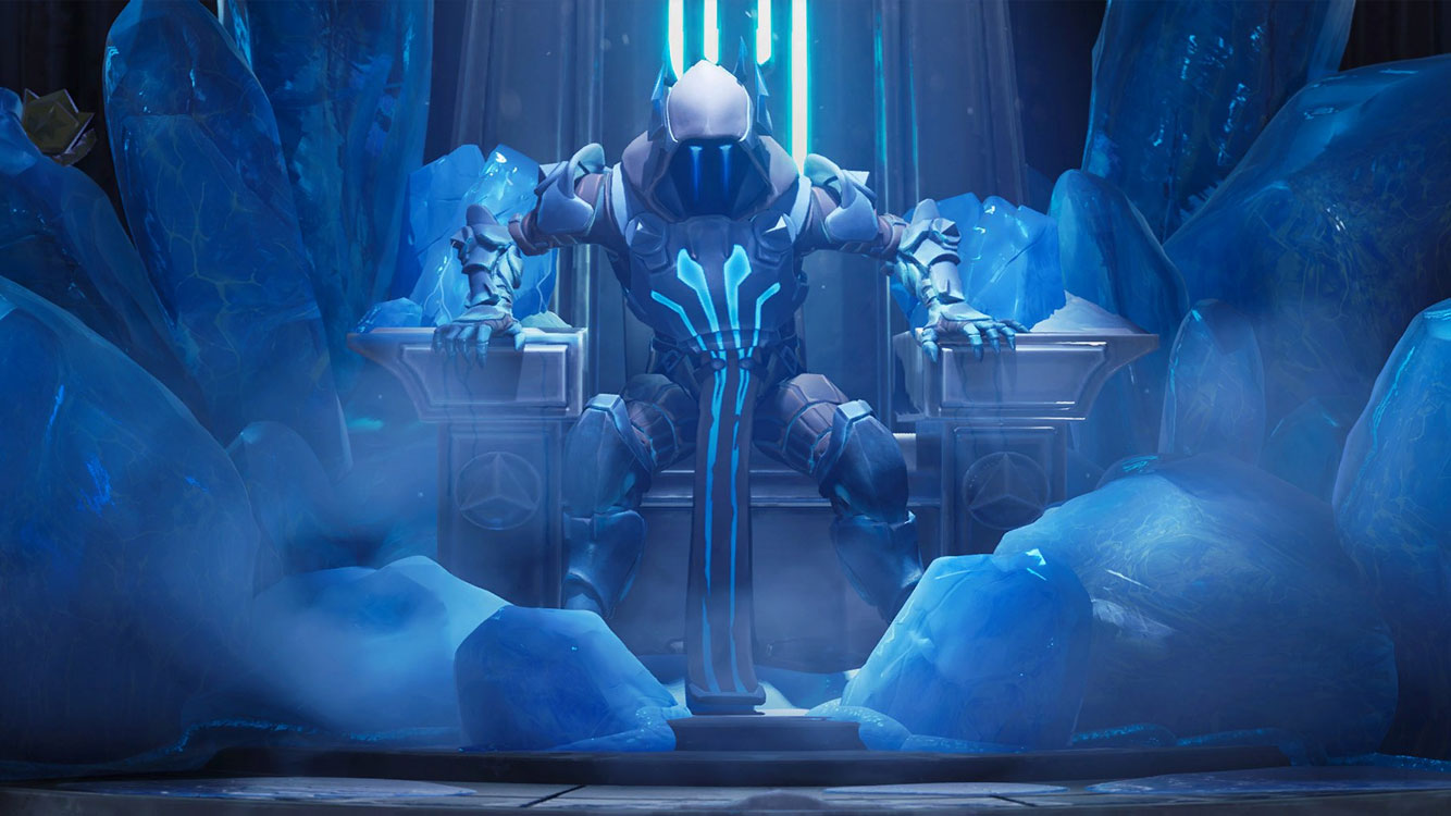 Fortnite The Ice King Skin   Pro Game Guides 1334x750